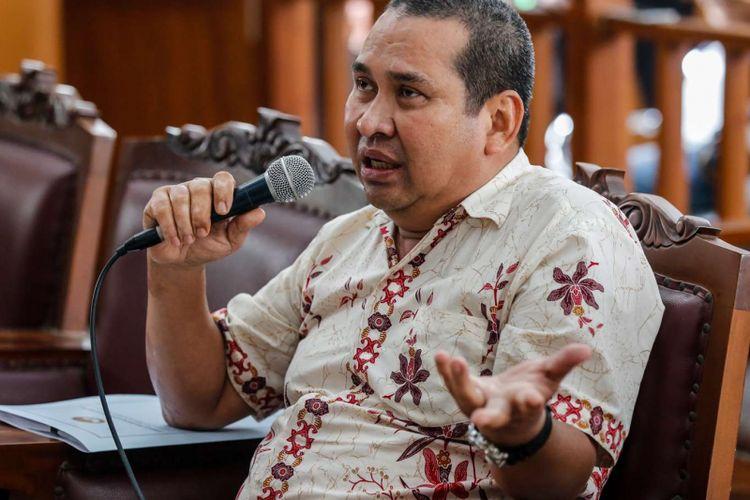 Korban bom Thamrin memberi kesaksian di persidangan