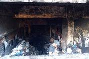 Cerita Petugas Damkar 3 Hari Berjibaku Atasi Kebakaran Pasar Kosambi Bandung