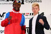 Pertarungan Mayweather dengan Kickboxer Jepang Tetap Dilangsungkan