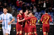 Hasil Liga Italia, AS Roma Masuk 4 Besar, Inter Milan Gagal Menang