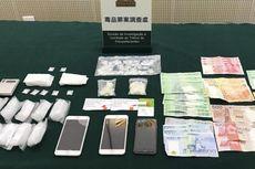 Sembunyikan Kokain dalam Bra, Gadis Remaja Hong Kong Ditahan