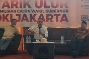 Ketua DPRD Minta Cawagub DKI Tak Berasal dari Daerah dengan APBD Kecil