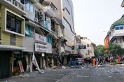 Pu   slabfor Sebut Ledakan di Ruko Grand Wijaya seperti Ledakan Bom