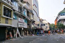 Puslabfor Sebut Ledakan di Ruko Grand Wijaya seperti Ledakan Bom