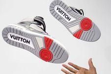 Virgil Abloh 'Bocorkan' Desain Sneaker Terbaru Louis Vuitton