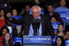 Maju Pilpres AS, Bernie Sanders Raup Dana Rp 82 Miliar dalam 24 Jam