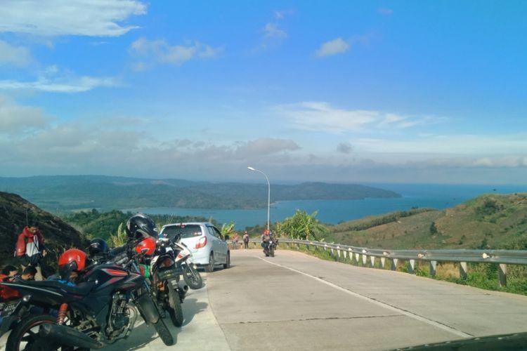 Petunjuk Arah Menuju ke Geopark Ciletuh via Jalan Baru