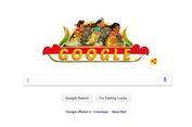 HUT ke-73 RI, Lomba Balap Karung Jadi Google Doodle