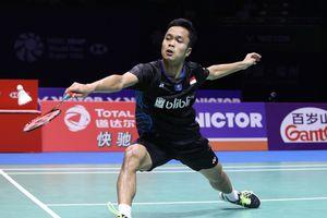 Jalan Terjal Anthony untuk Pertahankan Gelar Indonesia Masters