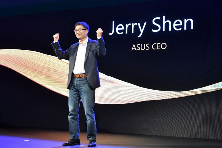 CEO Asus, Jerry Shen