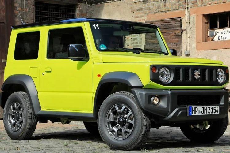 Suzuki masih menutup informasi mengenai harga jual Jimny.