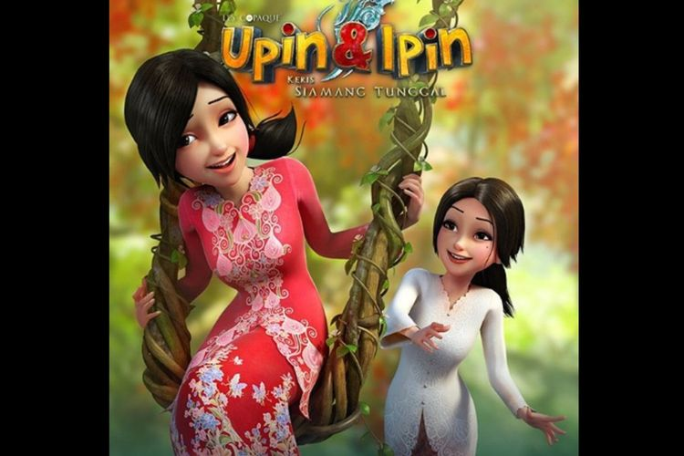 KarakterBawang Merah Bawang Putih hadir dalam film animasi Upin Ipin: Keris Siamang Tunggal.