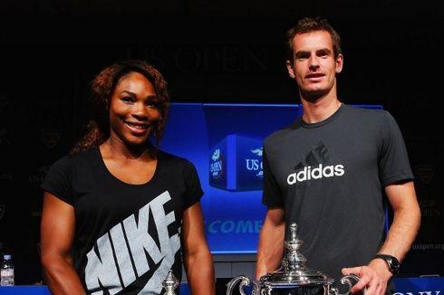 Alasan Serena Williams Mau Berduet dengan Andy Murray pada Wimbledon 2019