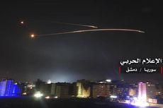 Rudal Suriah Hantam Rudal Israel di Dekat Damaskus