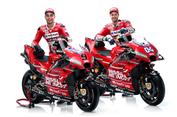 Motor Ducati untuk MotoGP 2019, Lebih Merah