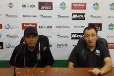Rahmad Darmawan Bantah Kekalahan Sriwijaya FC karena Tunggakan Gaji