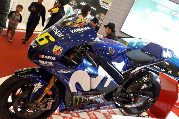 Valentino Rossi Pertanyakan Komitmen Yamaha