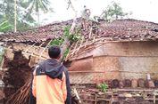 Puting Beliung Landa Sukabumi, 4 Rumah Rusak