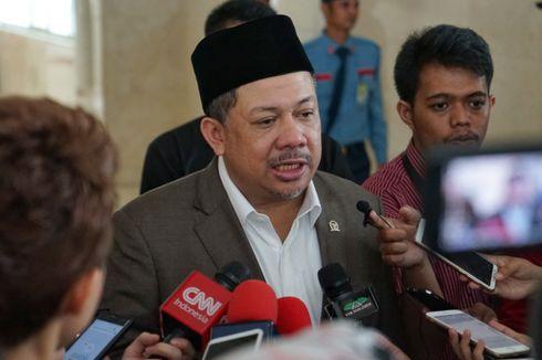 Sebut 2 Cawapres Berbeda Latar Belakang, Fahri Hamzah Ingin Debat Berlangsung Intens