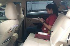Merasakan Duduk di Jok Penumpang Belakang Mitsubishi Xpander
