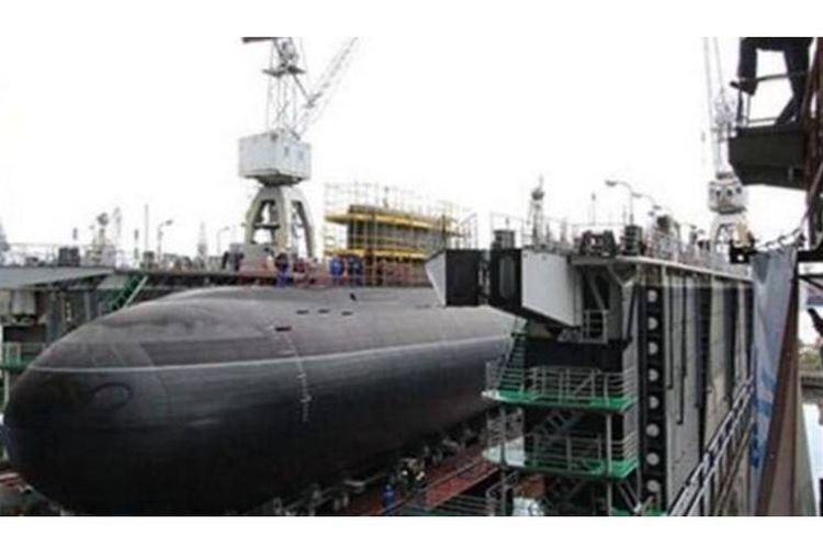Belgorod, Kapal Selam Tenaga Nuklir Terbesar yang Dikembangkan Rusia