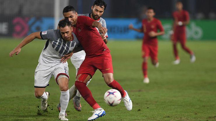 Tahan Imbang Indonesia 0-0, Filipina ke Semifinal Piala AFF 2018