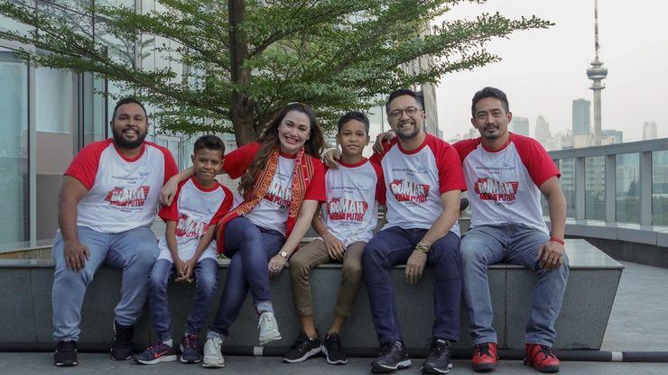 Film Rumah Merah Putih Ajarkan Cinta Indonesia