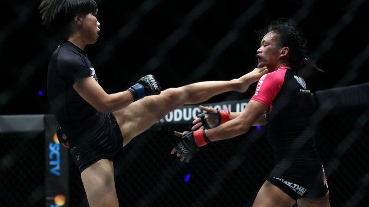 Xiong Jing Nan Juara Dunia Strawweight di One Championship