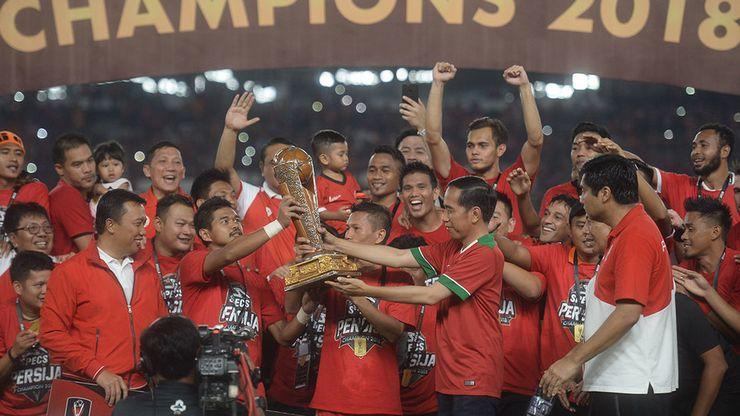 Bekuk Bali United 3-0, Persija Juarai Piala Presiden 2018