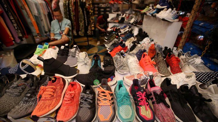 ''Pesta'' Para Pecinta Sepatu di Jakarta Sneaker Day 2018