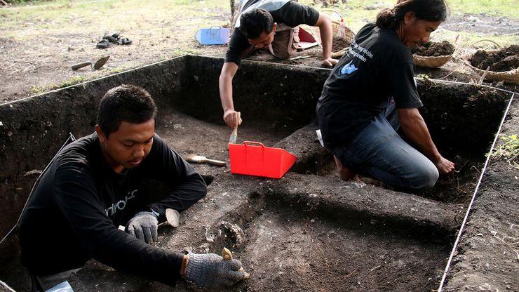 Penemuan Ratusan Makam Kuno Ungkap Jejak Kerajaan Lamuri di Aceh