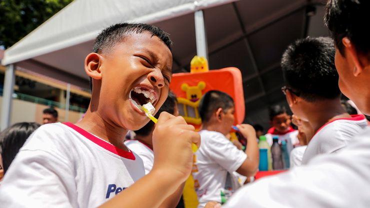 Peringatan Hari Kesehatan Gigi dan Mulut Sedunia