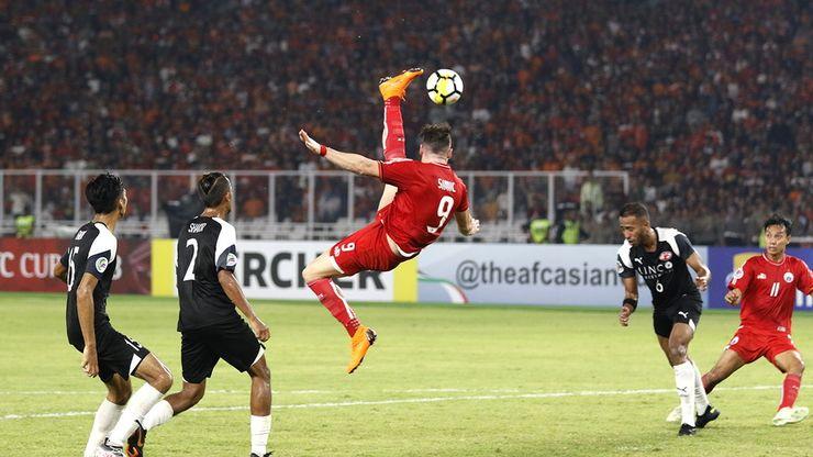 Persija Jakarta Gagal Melaju ke Final Piala AFC 2018