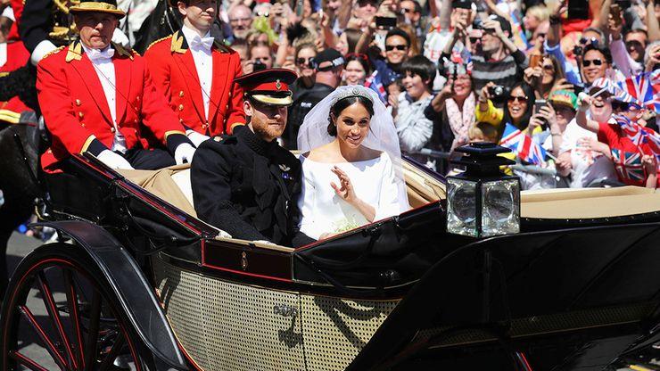 Megah dan Elegan, Upacara Pernikahan Pangeran Harry dan Meghan