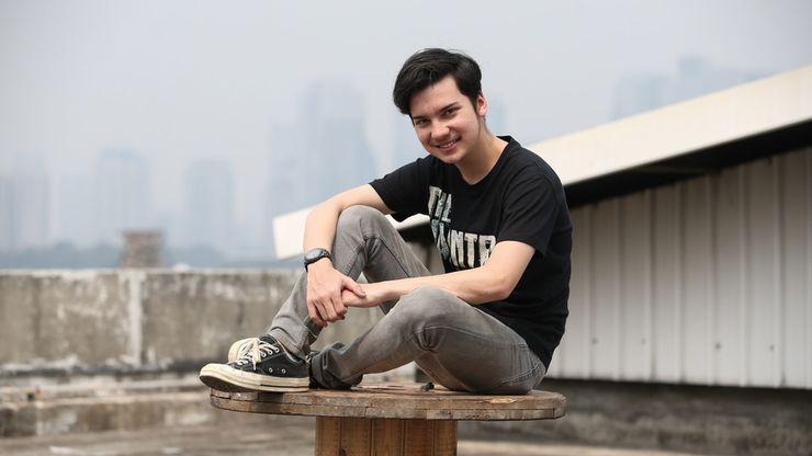 Endy Arfian Jajal Peran ''Vlogger'' di Film 13 The Haunted