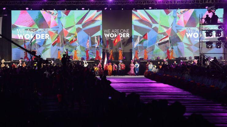 Penutupan Asian Para Games 2018 yang Mengukir Sejarah