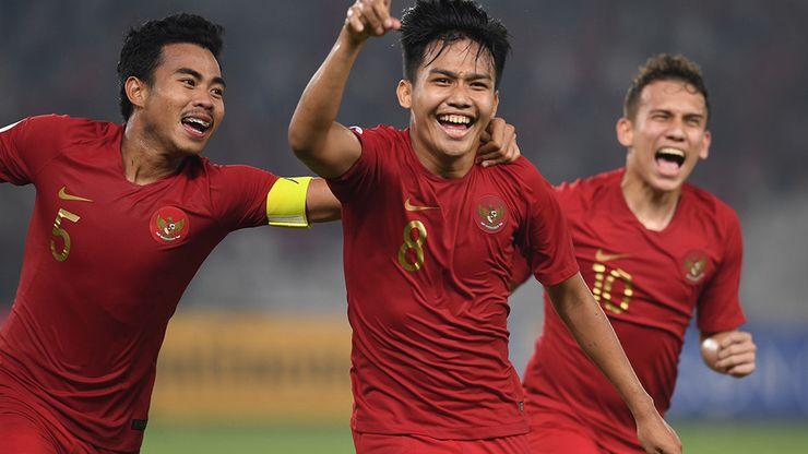 Piala Asia U-19, Indonesia Bekuk Taiwan 3-1