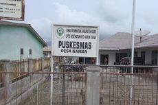 Penderita ISPA Meningkat Dampak Erupsi Gunung Sinabung