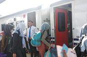 H-9 Jelang Lebaran, Tiket Kereta Api Palembang-Lampung Habis Terjual