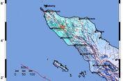 Gempa Bermagnitudo 5,3 Guncang Aceh Barat, Tak Berpotensi Tsunami
