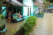 Hujan Sejak Semalam, Empat Kecamatan di Sukabumi Terkena Banjir