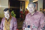 Kalla Tegaskan Pertemuannya dengan SBY Tidak Terkait Urusan Politik