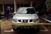 HS Kemudikan X-Trail dari Kediaman Keluarga yang Dibunuh di Bekasi