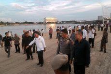 Makassar Kini Punya Pantai Pasir Putih Buatan