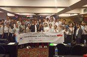 Kemenpora Sambut Peserta Pertukaran Pemuda Indonesia Korea