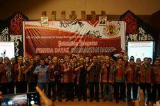 Pemuda Dayak Kalimantan Barat Deklarasi Pemilu Damai