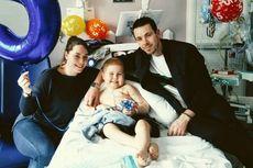 Lebih dari 4.000 Orang Antre demi Jadi Pendonor Bocah yang Idap Kanker Langka
