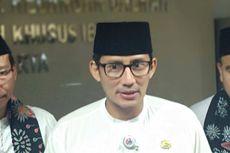 PKL Melawai Berdagang di Trotoar, Sandiaga Salahkan Pemprov DKI