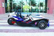 Motor Sport Jadi Ambulans Super Cepat di Dubai