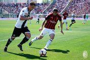 Imbang di Laga Parma Vs AC Milan, Rossoneri Gagal Dekati Inter